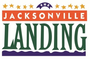 jacksonville landing logo vector